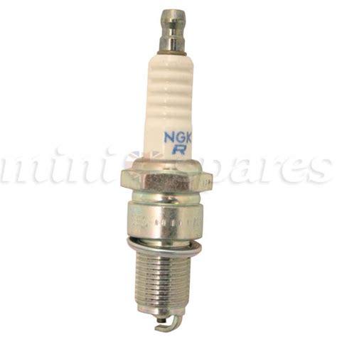 ngk resistor type spark bpr6es mini ngk spark resistor type for single point