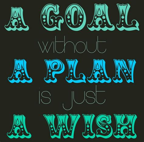 make plan making a plan