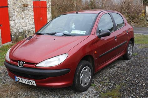 99 peugeot 206 11 cheap tax insurance for sale in