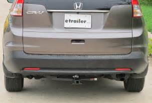 Honda Crv Hitch Trailer Hitch For 2012 Honda Cr V Curt C11555