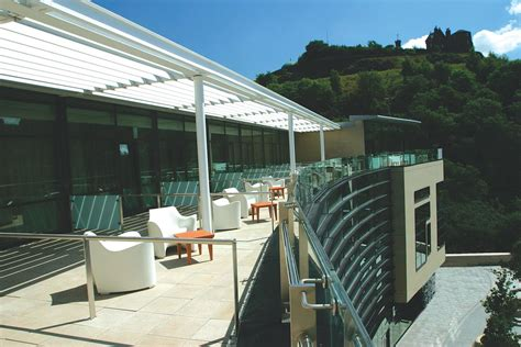 Roof Top Bar Edinburgh by The Glasshouse Hotel