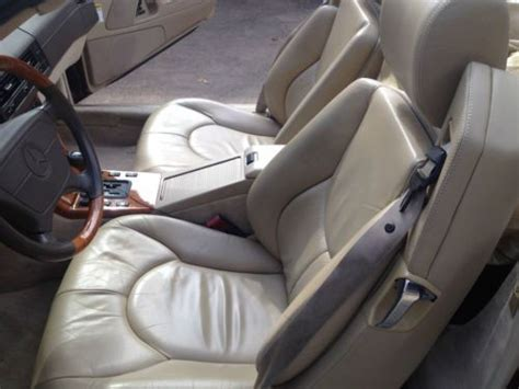 Sell used 1997 Mercedes Benz SL500 40th Anniversary