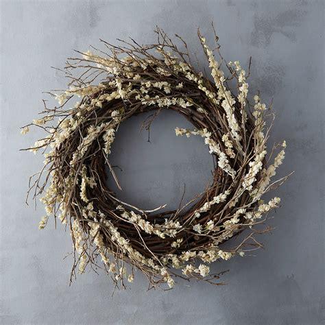 larkspur twig wreath terrain