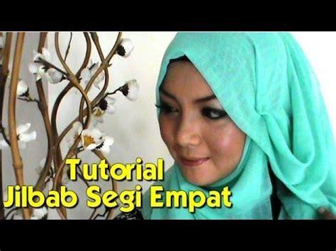 tutorial hijab segi empat revi tutorial hijab paris segi empat simple by revi 143 youtube