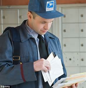 does the mailman come on mail to be delivered just three days a week within next 15