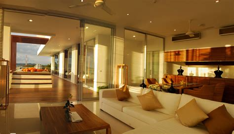 home interior design photos hd luxury pool penthouse the quarter resort phuket