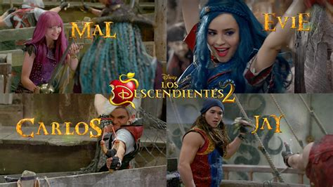 los descendientes 2 el disney channel estrena el trailer oficial de los descendientes 2 en espa 241 a dcgroup news