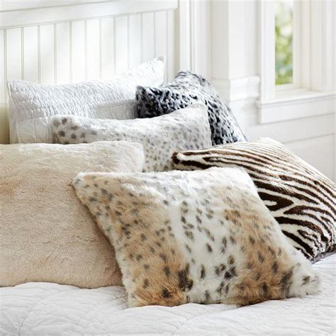 Fur Pillow Cover by Fur Pillow Cover From Pbteen