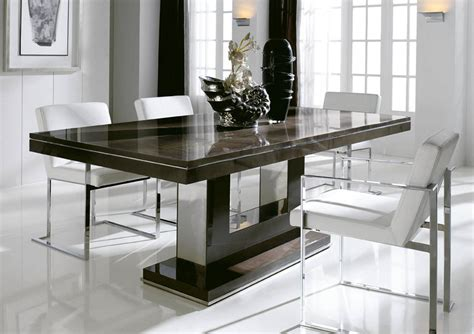 Contemporary Dining Room Table by Contemporary Dining Tables Decoration Channel