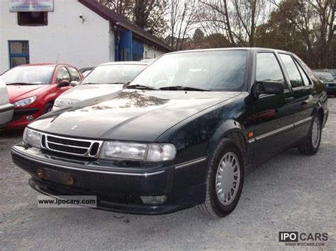 1996 saab 9000 2 0 turbo automatic air conditioning aluminum apc top car photo and specs
