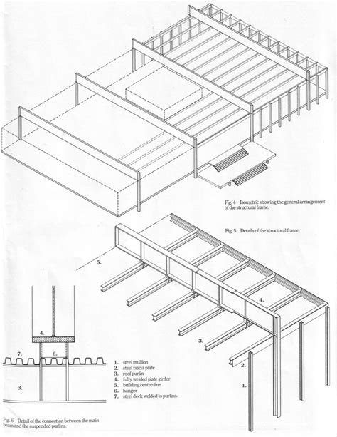 crown hall floor plan crown hall mies van der rohe pinterest