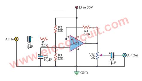 4558 tone circuit diagram 4558 pre circuit diagram circuit and schematics diagram