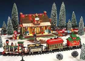 End Table Sets Cheap - model railways and miniature trains christmas village