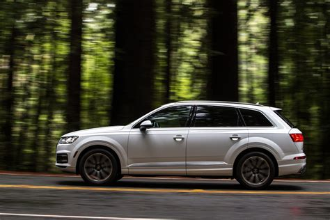 Audi Seven Seater Cars by 2017 Audi Q7 Prestigious Seven Seater Is All New New On