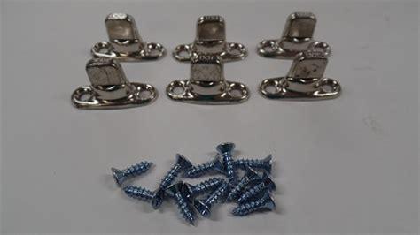 twist lock fasteners set   wwwhorsetraileraccessorystorecom