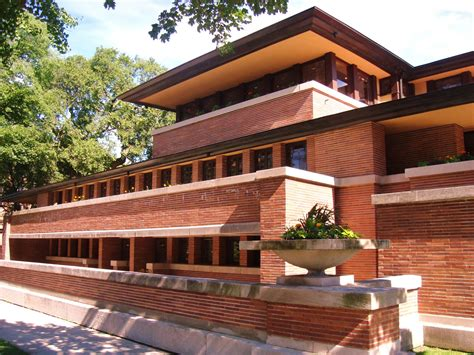 robie house world architecture frederick c robie house