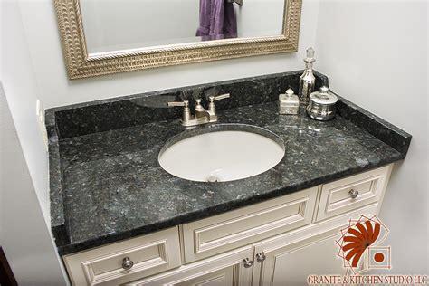 green granite bathroom countertops peacock green granite kitchen studio