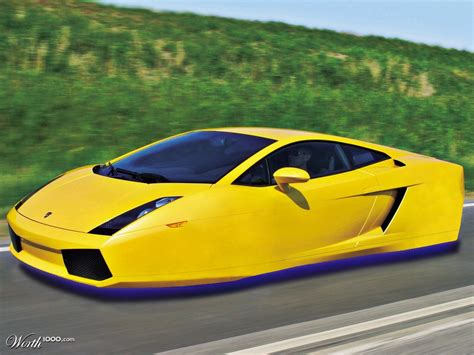 Futuristic Lamborghini Lamborghini Of The Future Worth1000 Contests
