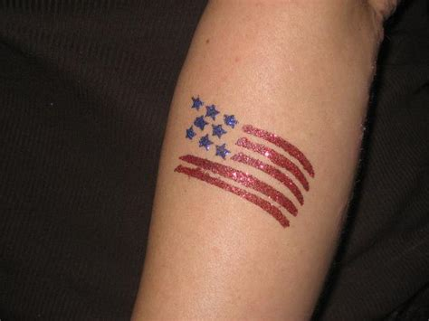 small american flag tattoo 34 beautiful american flag tattoos desiznworld