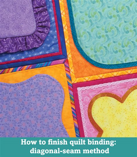 How To Finish A Quilt by Free Quilting Tutorials Roundup Day 3 Finishing Your