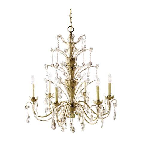 six light elizabeth chandelier ethan allen us i was