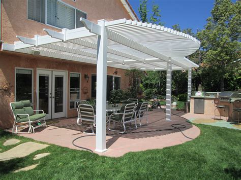 Vinyl Patio Cover Materials; Vinyl Pergolas Vinyl Garden
