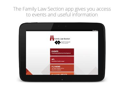section 7 family law family law section android apps on google play