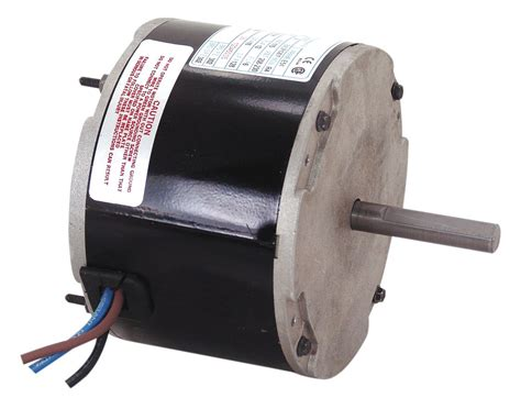 capacitor for condenser fan motor century 1 12 hp condenser fan motor permanent split capacitor 825 nameplate rpm 208 230