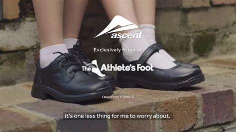 athlete s foot school shoes ascent school shoes available exclusively at the athlete