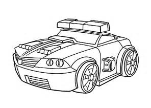 Chase Police Bot Coloring Pages For Kids Printable Free Rescue Bots Printable Coloring Pages