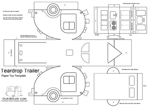 free trailer templates truck with boat trailer coloring pages
