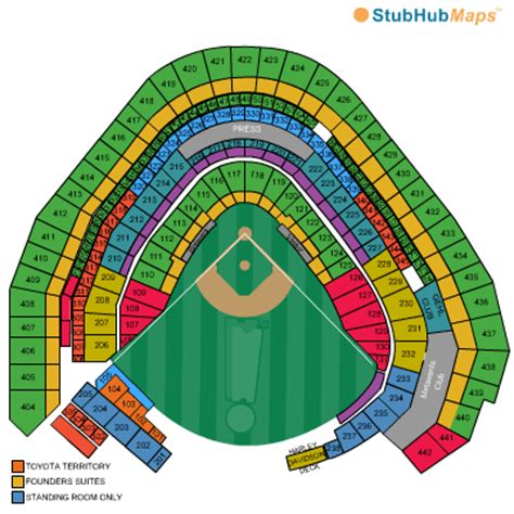 miller park seating map miller park seating chart pictures directions and