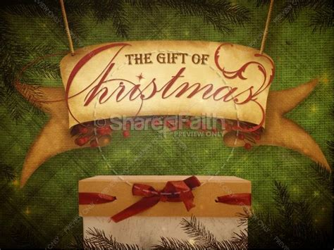 celebrate the true gift of christmas in the messiah this