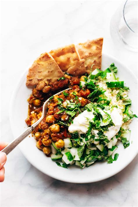 Detox Bowl Recipes by Detox Moroccan Spiced Chickpea Glow Bowl Recipe Clean