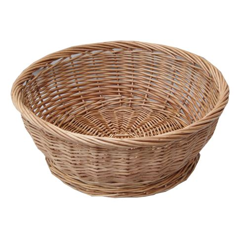 baskets for buy large wicker storage basket bowl from the basket