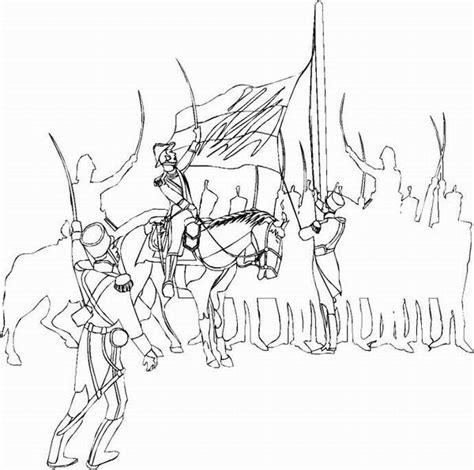 imagenes para colorear batalla de la victoria im 225 genes para el d 237 a de la bandera