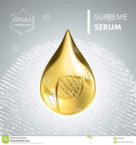 Bvr Shining Gold Serum supreme collagen drop essence premium shining serum