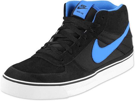 Nike SB Mavrk Mid 2 6.0 shoes black blue