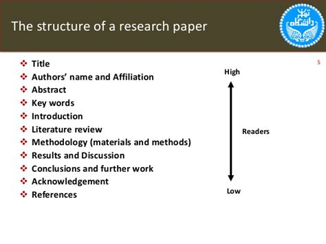 how to write a 5 page research paper wittek thesis