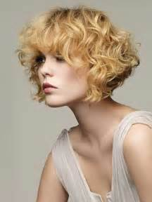 permed bob haircut 15 curly perms for short hair short hairstyles 2016