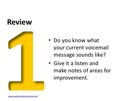 Never Listen To Another Voicemail Again With Spin My Vmail by 6 Rs For Professional Voicemail Greetings