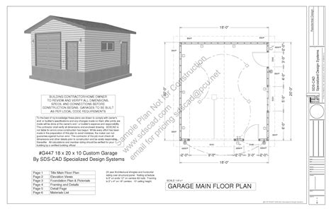 Garage Plans Free by Garage Plans Free Ipefi