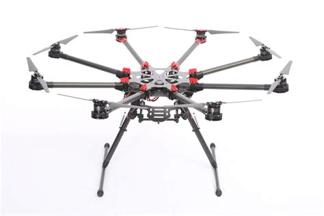 Drone Dji S1000 spreading wings s1000 specially designed for high level professional aerial photography and