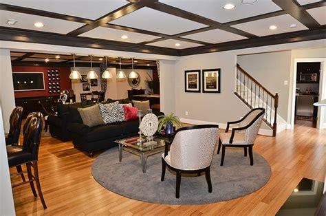basement rec room home home decor
