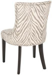 dining room furniture animal print dining room chairs 9 best images about animal print formal chair on pinterest