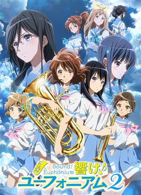 X Anime News Network by Sound Euphonium 2 Tv Anime Reveals New Visual News