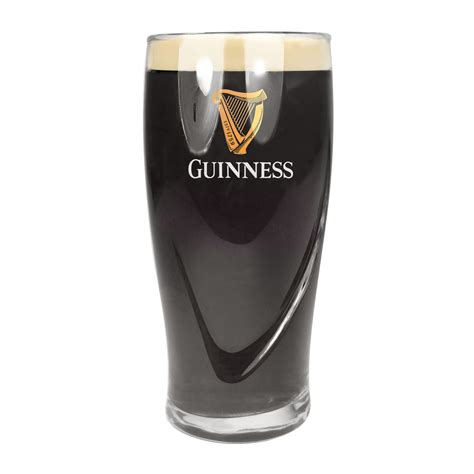 guinness barware guinness beer pint glass tuff luv