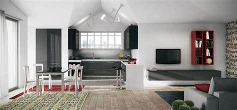 soggiorno e cucina insieme cucine soggiorno tra cucina e living cucine moderne