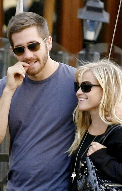 New Alert Reese And Jake by More Photos Of Reese Witherspoon And Jake Gyllenhaal