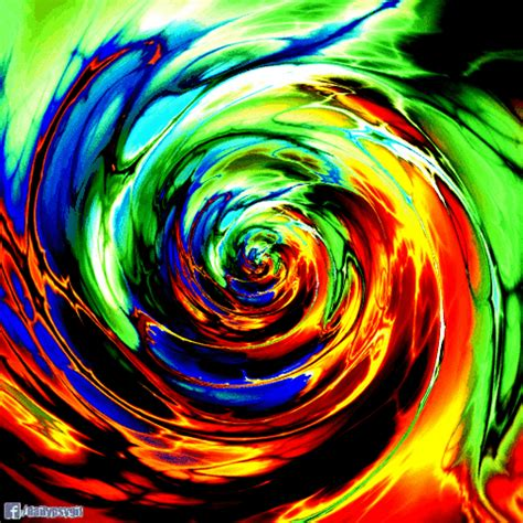 Colorful Pattern Gif | loop storm gif by psyklon find share on giphy
